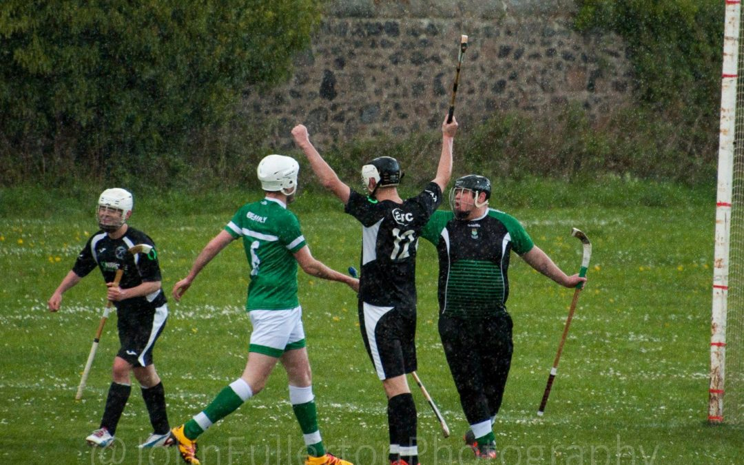 Shinty is Back